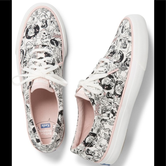 Keds Betty and Veronica Sneakers